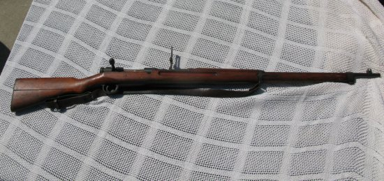 Japanese WWII 99 rifle