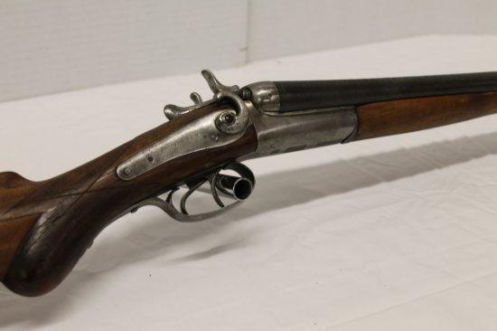 Remington Double Barrel 12 Ga.