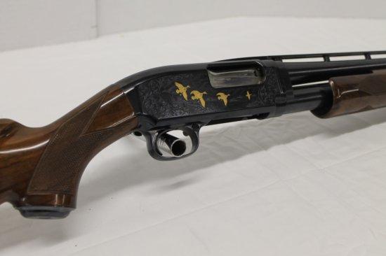 Browning Model 12 - Grade V