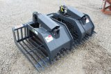 Stout Rock Bucket/Brush Grapple Combo HD72-3
