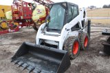 773 Bobcat Skid Steer w/ Backhoe Attachment