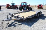 Tiger 18FT Car Hauler Trailer