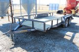 Tiger 16FT Utility Trailer