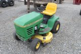 JD STX38 Mower