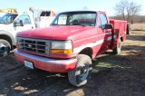 '95 Ford Pickup w/ Utility Box Bed