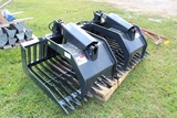 NEW Stout Rock Bucket/Brush Grapple Combo HD72-3