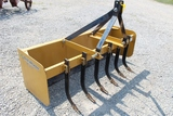 Bush-Whacker MD-BB-72 Box Blade w/ Teeth