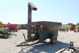 Grain-O-Vator 30 Feed Wagon