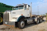 '87 Kenworth T800 Day Cab Semi