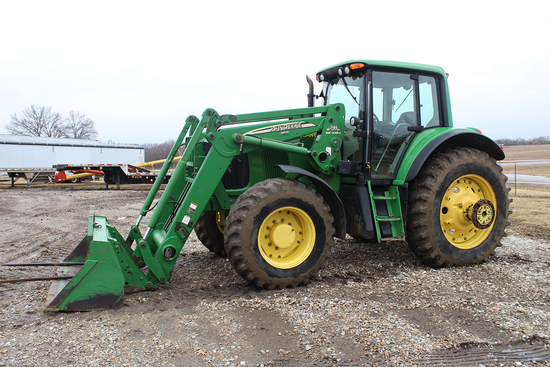 Spring Machinery Auction
