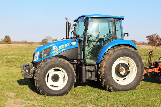 No-Reserve Farm Equipment Auction