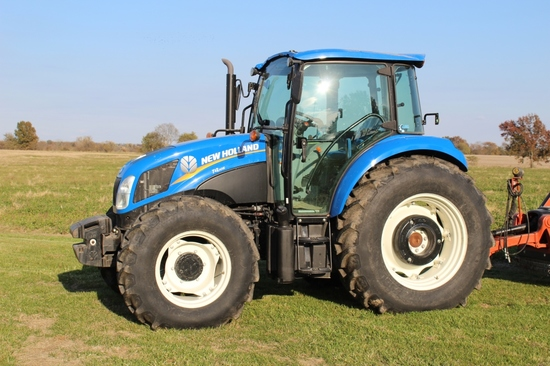 '14 New Holland T4.105