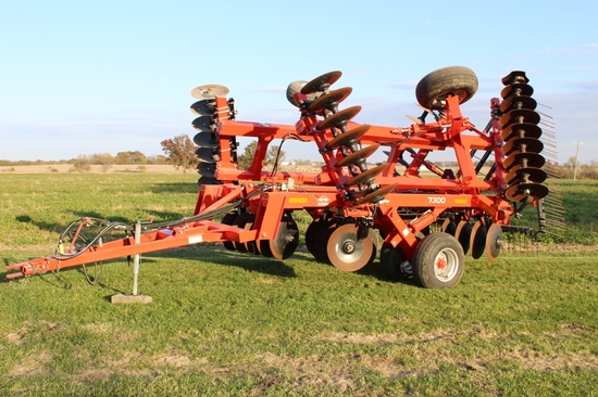 '15 Kuhn Krause 7300-18W Disc