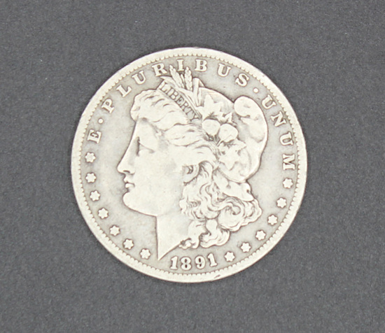 LARGE Silver Currency Auction