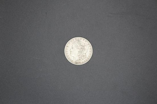 1879s Morgan Dollar