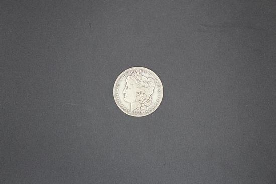 1889o Morgan Dollar