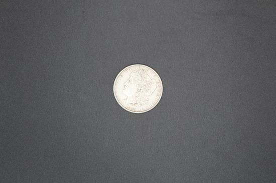 1898p Morgan Dollar