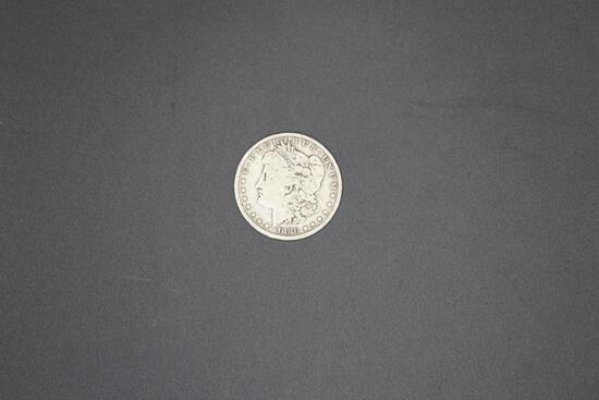 1880o Morgan Dollar