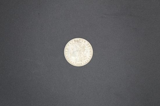 1899o Morgan Dollar