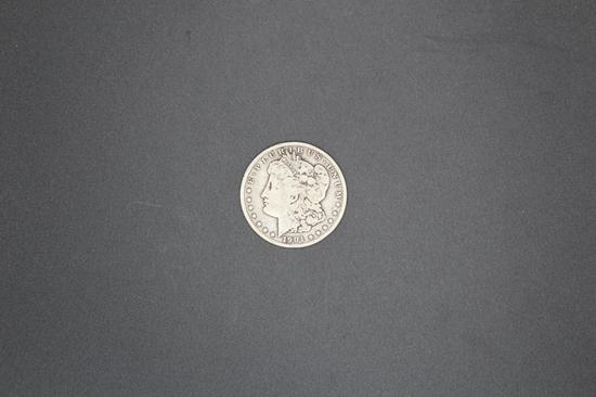 1901o Morgan Dollar