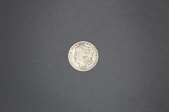 1900o Morgan Dollar