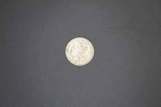 1902p Morgan Dollar