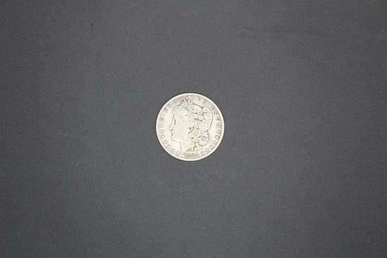 1880p Morgan Dollar