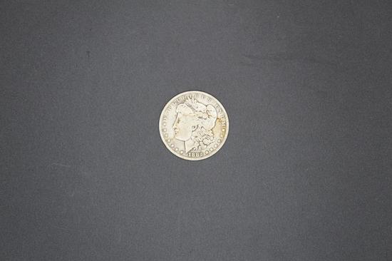 1882p Morgan Dollar