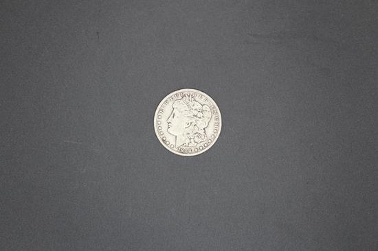 1888o Morgan Dollar