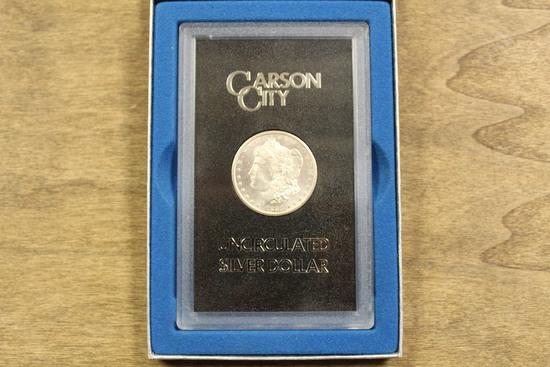 1883cc Morgan Dollar UNC