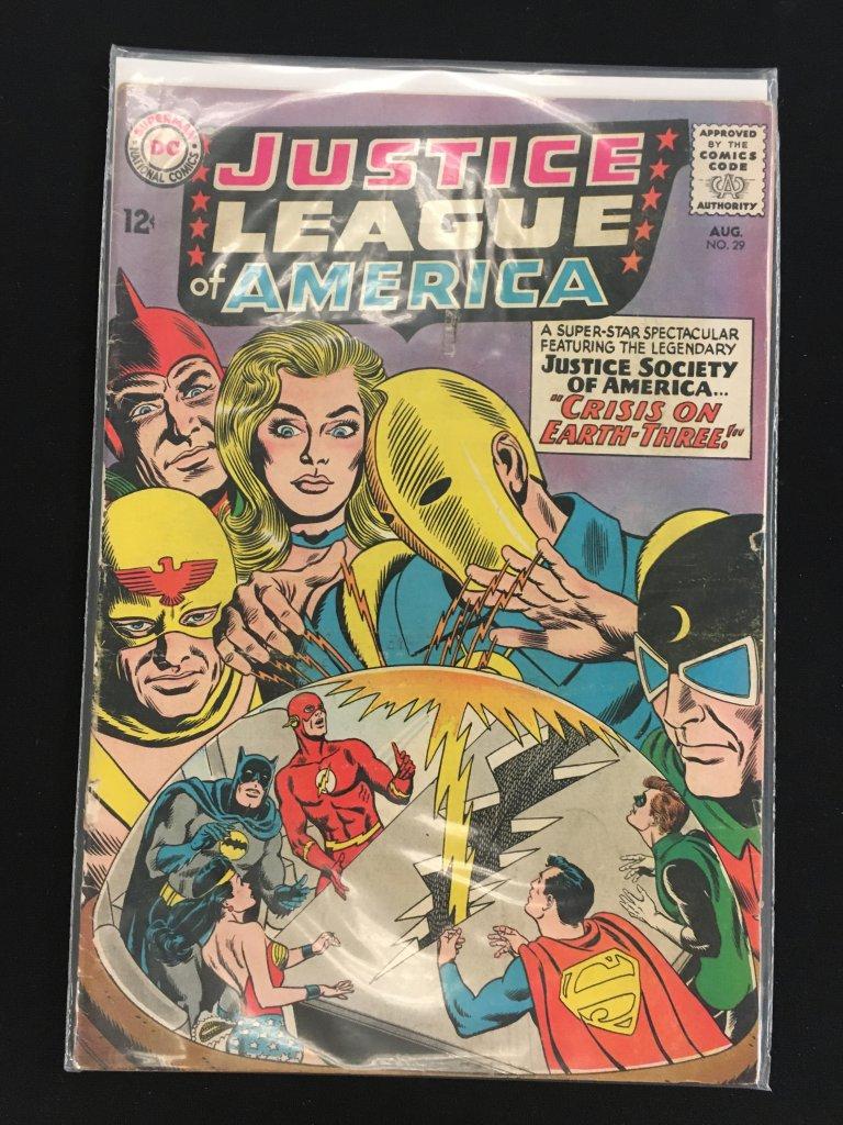 5/20 Silver Age Comic Book Auction