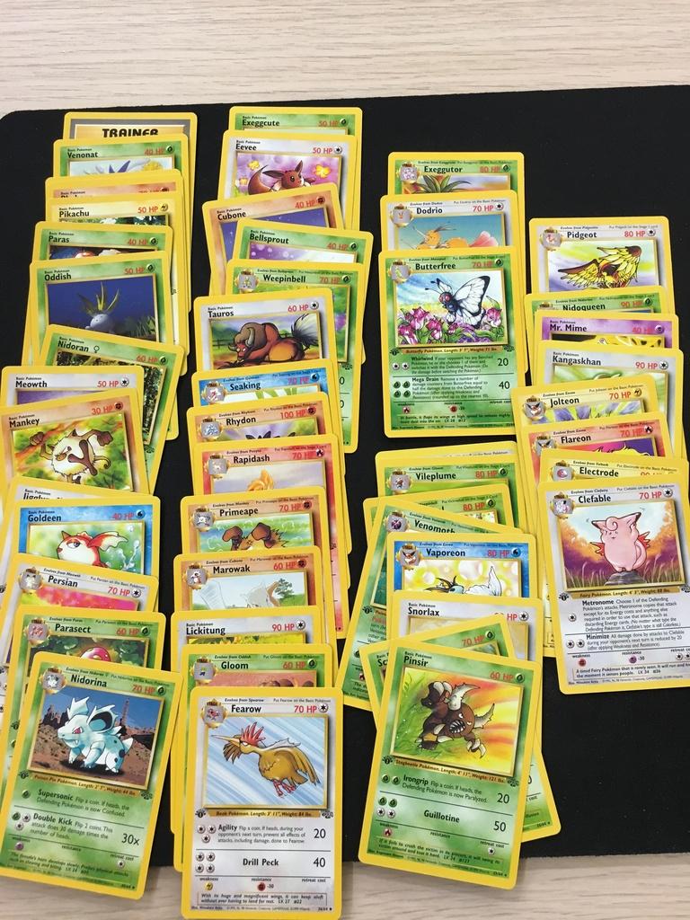 5/23 Pokemon Rares & Holofoils Auction