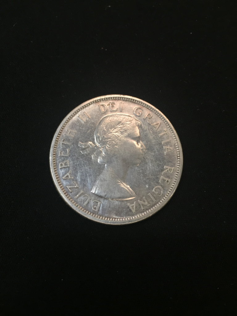 5/22 RARE Canadian Silver Dollar NOON Auction