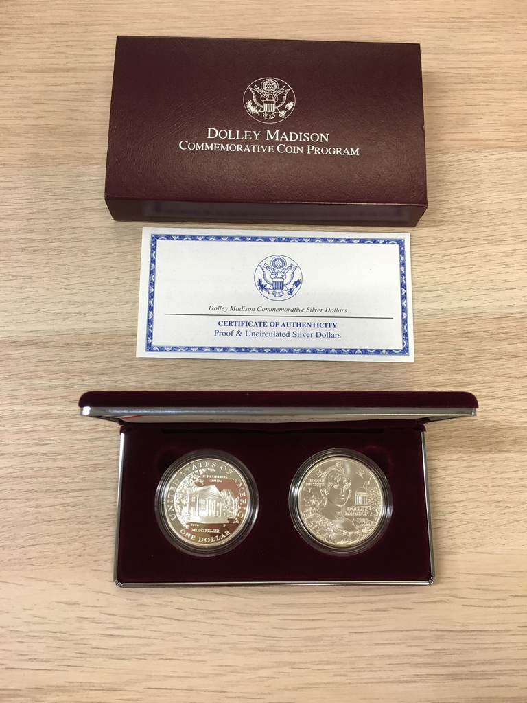 5/22 Silver Troy Ounce & U.S. Coin Auction