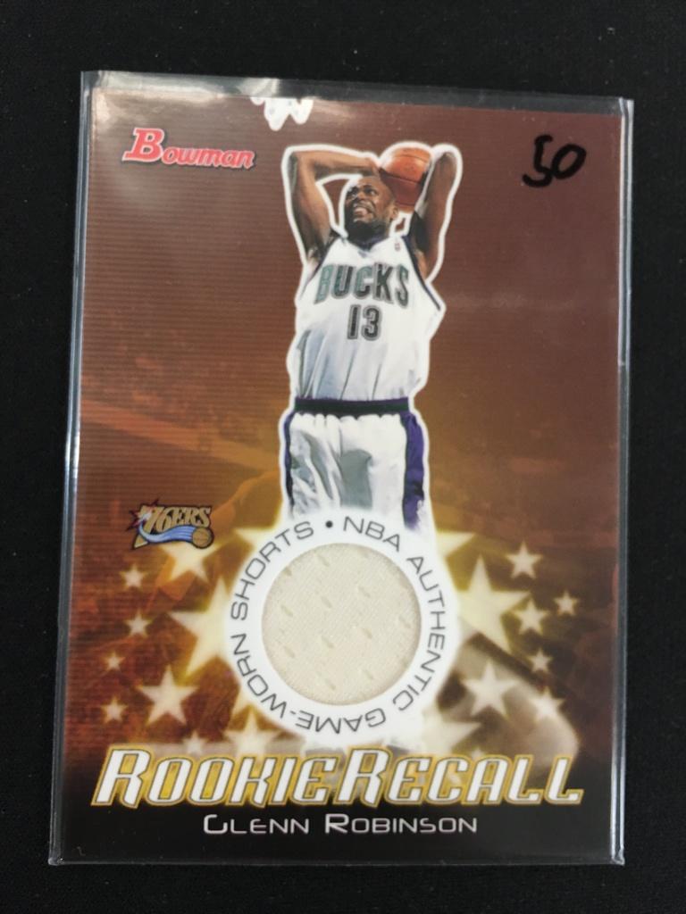 5/23 Basketball Card Autograph & Jersey Auction