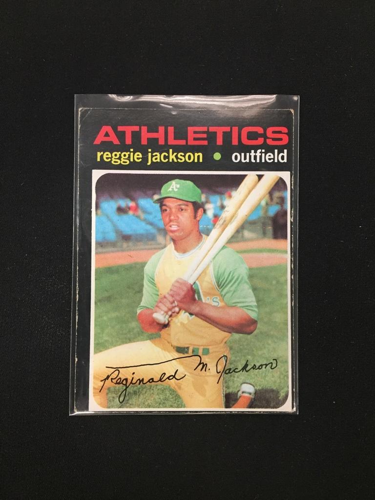 5/24 Vintage 1950s-70s Baseball Stars Auction