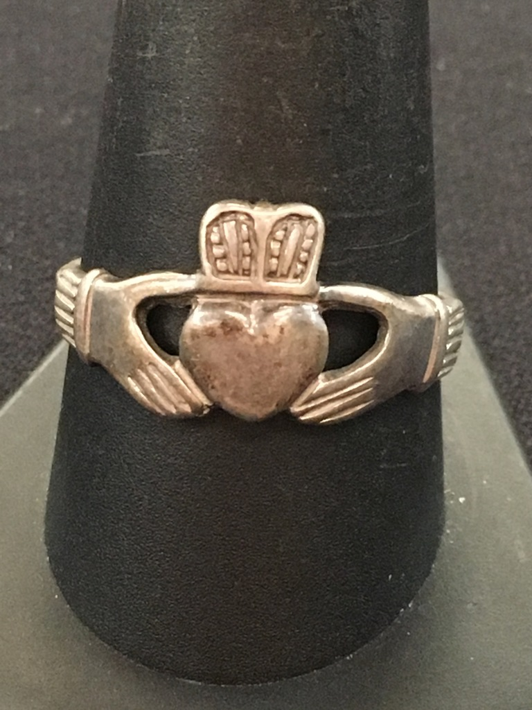 5/27 Sterling Silver Rings Auction