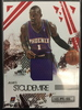 2009 Panini Amare Stoudemire Suns Jersey Card /250