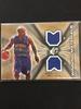 2006/07 SPx Chauncey Billups Pistons Jersey Card