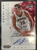 2012/13 Panini Jon Leuer Cavaliers Rookie Autograph Card