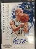 2012/13 Panini Greg Stiemsma Timberwolves Rookie Autograph Card