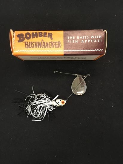 Vintage Bomber Bait Company Bushwhacker #5436 Fishing Lure