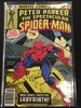 Peter Parker, The Spectacular Spider-Man #35-Marvel Comic Book
