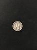 1944-United States Mercury Dime - 90% Silver Coin