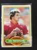 1980 Topps #475 Joe Theismann Redskins Vintage Football Card