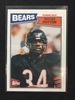 1987 Topps #46 Walter Payton Bears Football Card