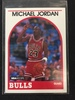1989-90 Hoops #200 Michael Jordan Bulls Basketball Card