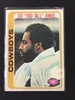 "1978 Topps #429 Ed ""Too Tall"" Jones Cowboys Vintage Football Card"