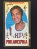1969-70 Topps #17 Jim Washington 76ers Vintage Basketball Card