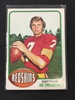 1976 Topps #231 Joe Theismann Redskins Vintage Football Card